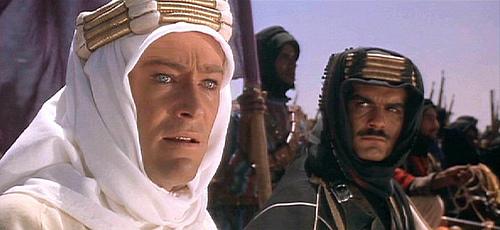 Lwarence de Arabia