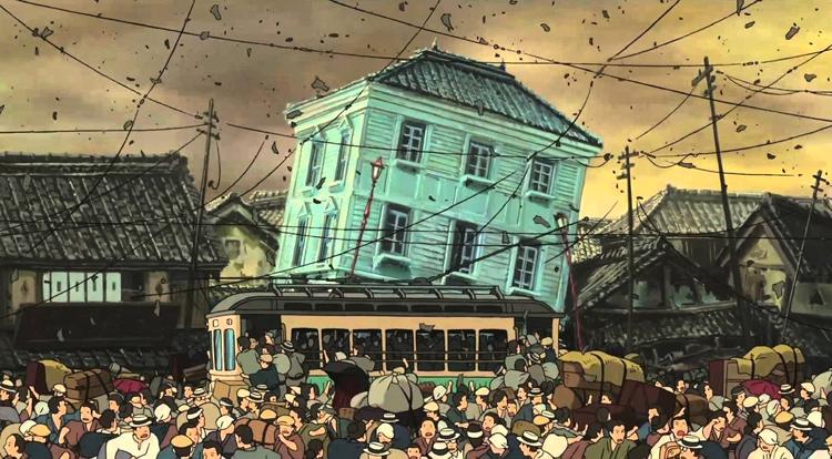Miyazaki-el-viento-se-levanta-terremoto-kanto