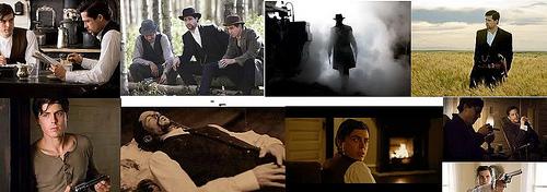 El asesinato de Jesse James por el cobarde Robert