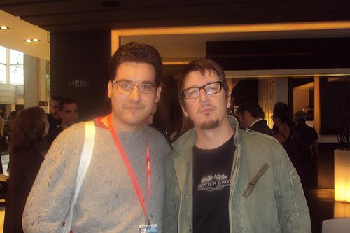 Con Scott Derrinson