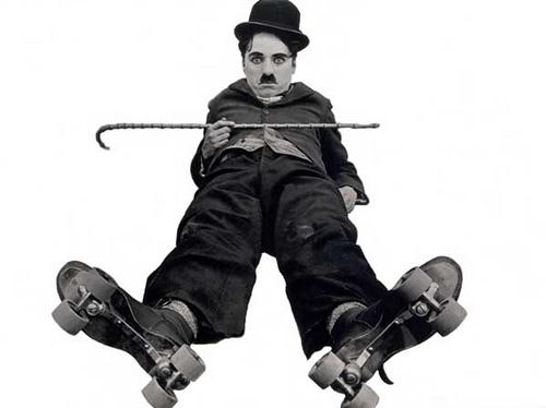 Chaplin Charlot: el antiheroe genial.