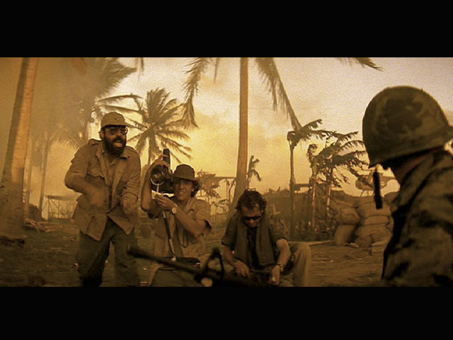 Francis Ford Coppola en ´Apocalypse Now´ (1979)