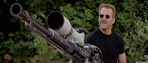 El Chacal Bruce Willis